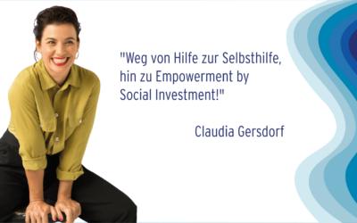 Viva de Social Investition!